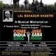 Gandhi and Shastri Jayanti 02 oct 2014